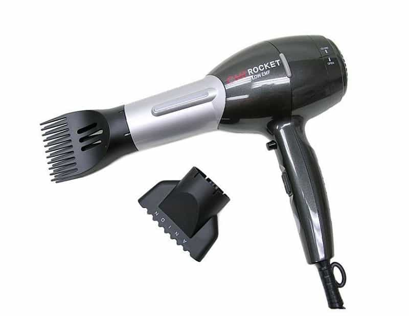 the Chi Rocket Hair Dryer who is it for